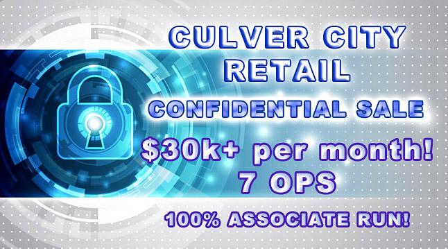20 – 251 Culver City Retail