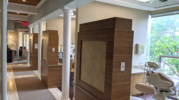 hallway – California Dental Practice Sale
