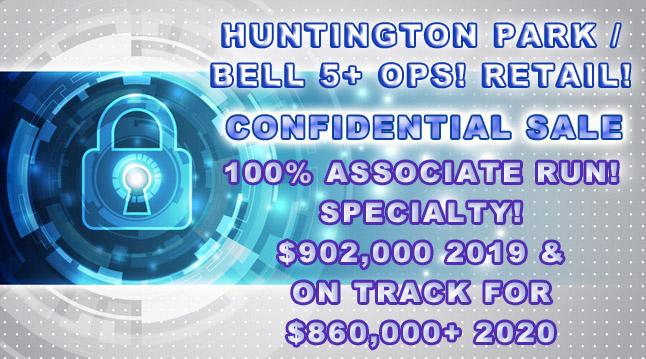 20 – 293 Bell Huntington Park Retail