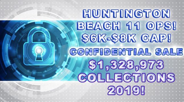 20 – 590 Huntington Beach