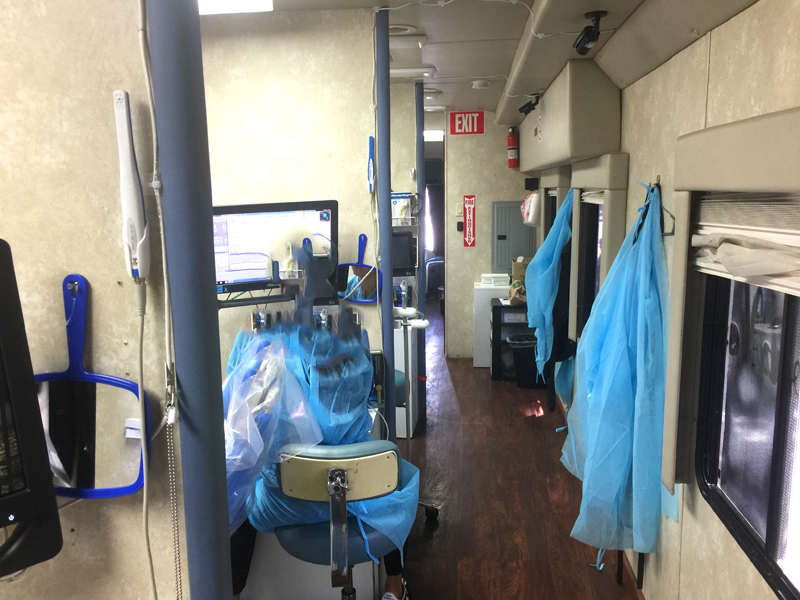 21 – 203 Mobile Dental Clinic